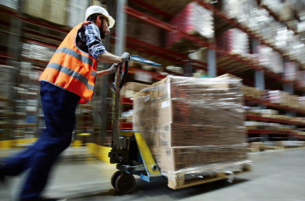 The Future of Warehouse Work
